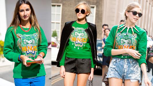 Fashion Sweatshirt kenzo