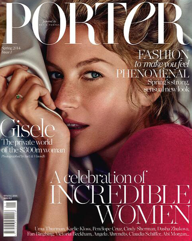porter cover issue 1