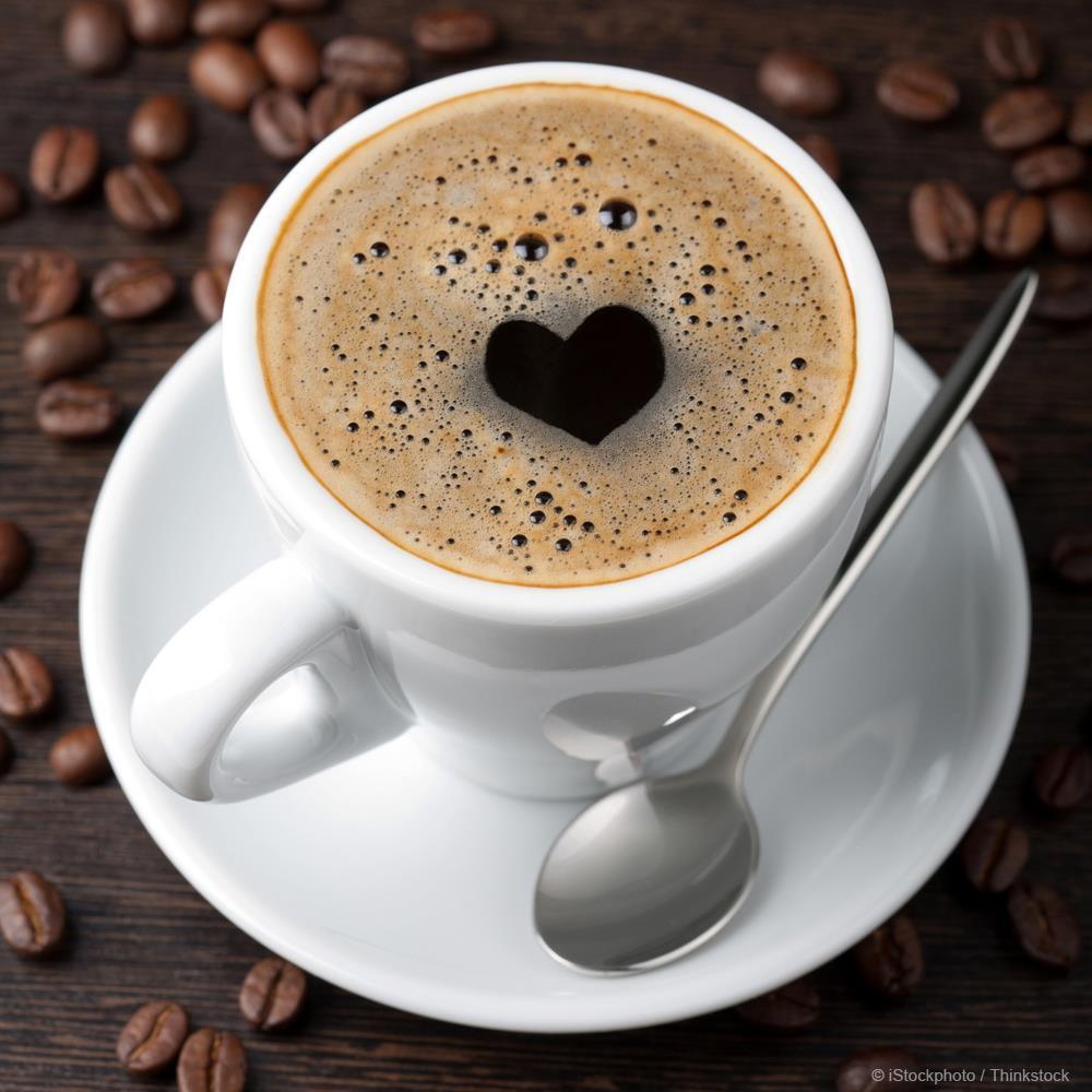caffé in attesa
