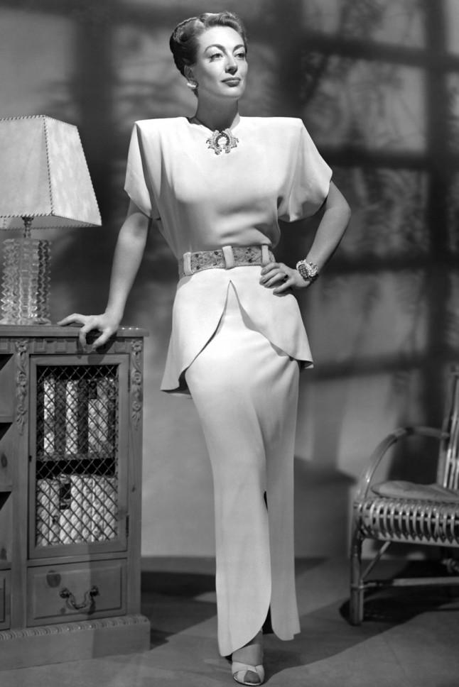 Joan Crawford 40s