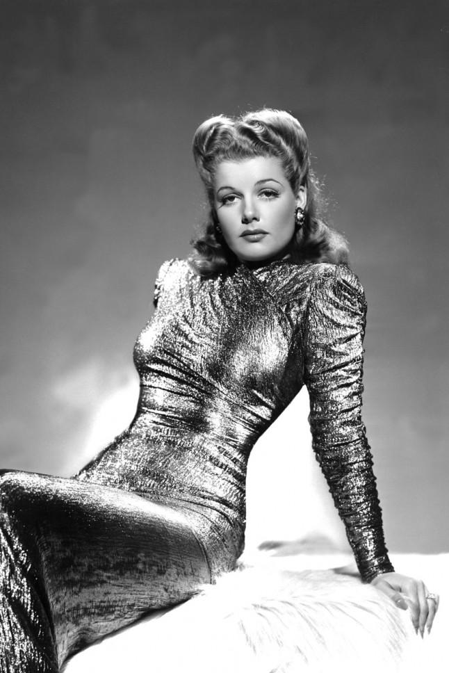 Ann Sheridan, 1942