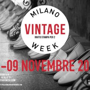 Il Vintage arriva a Milano