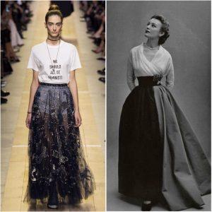 La Moda ieri e oggi