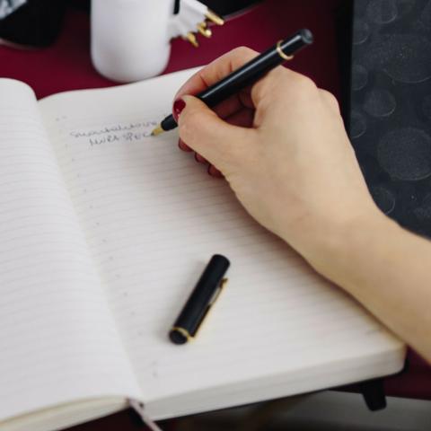 Il potere della scrittura (e di come mi ha trovato marito)