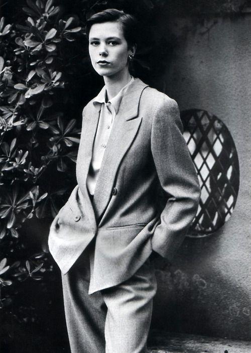 Giorgio Armani su Vogue America, 1989