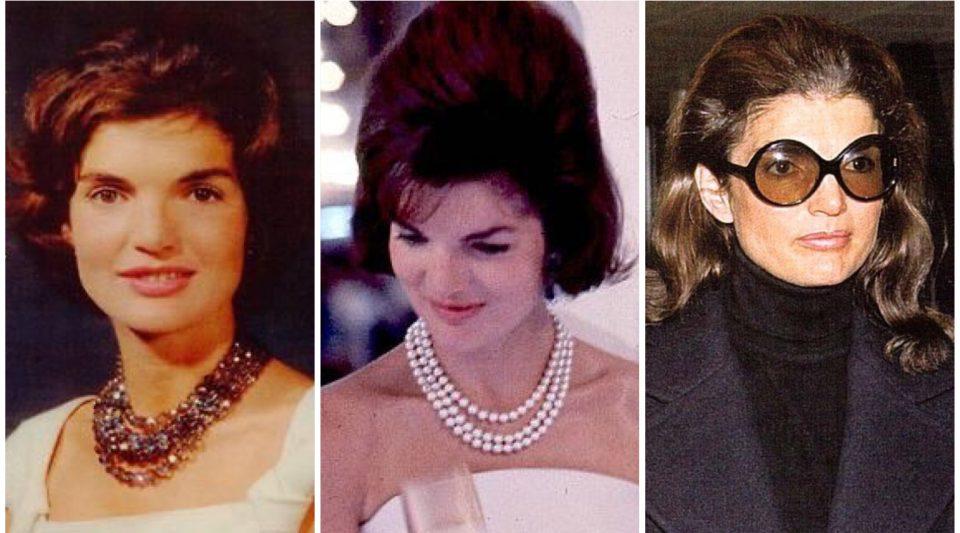 Jacqueline Kennedy Acconciatura