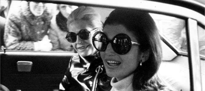 Jackie Kennedy occhiali da sole
