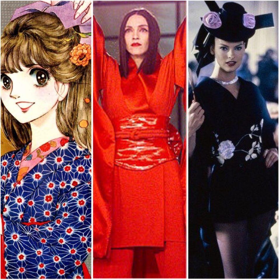Mademoiselle Anne, Madonna in Nothing Really Matters, la Collezione AI 1994 di John Galliano