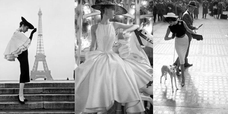 esempi di fotografia di moda degli anni 50