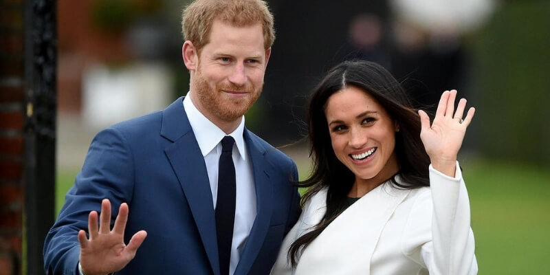 I duchi di Sussex danno il benvenuto al loro primo figlio