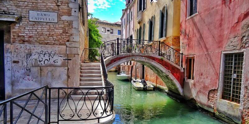 una foto del ponte cappello a venezia