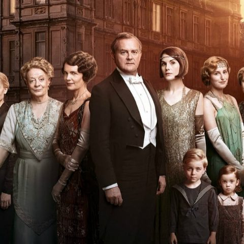 il cast di downton abbey